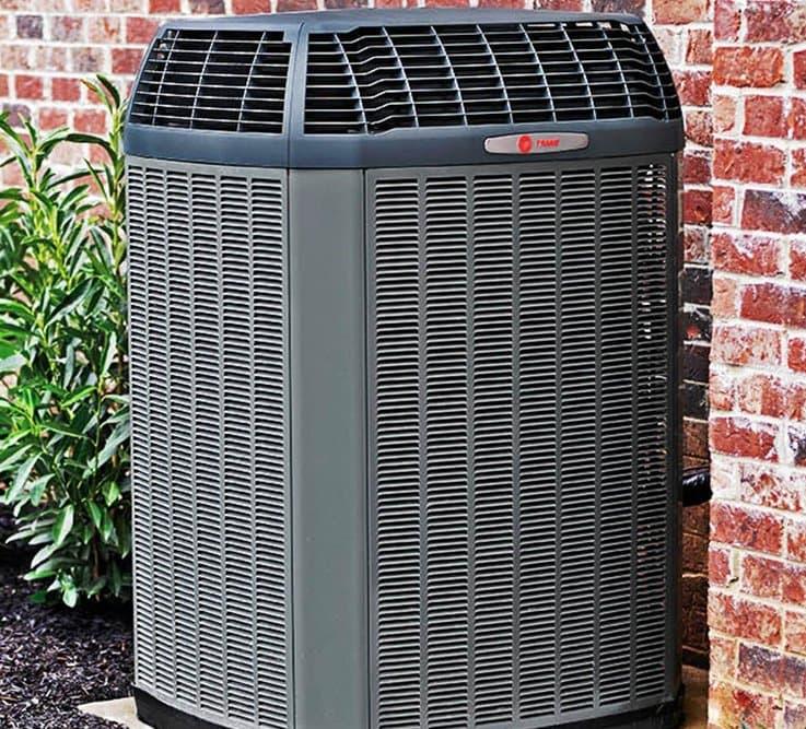 Trane Air conditioner unit